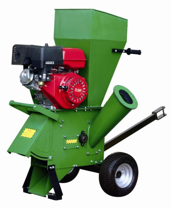 15HP Shredder Chipper